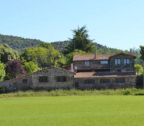 Casa de colònies a La Garrotxa