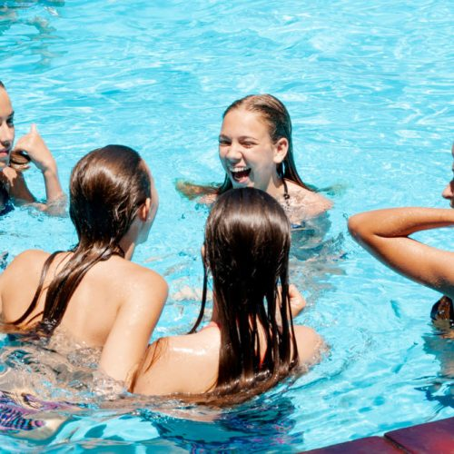 Colònies d'estiu per a nens de 14 a 17 anys.